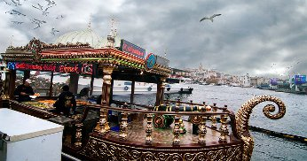 Istanbul Afternoon Bosphorus Tour